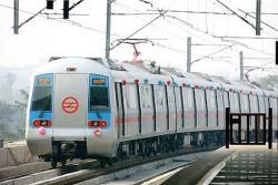 Railways clipart delhi metro
