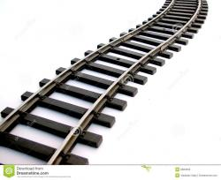 Railways clipart horizontal