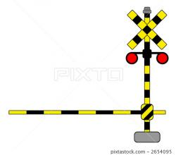 Railways clipart railroad crossing