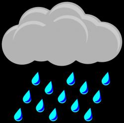Pice clipart rain