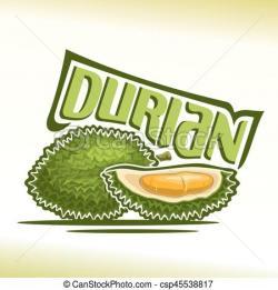 Rambutan clipart durian