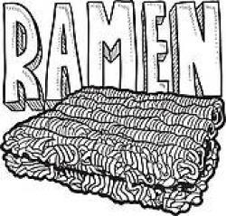 Ramen clipart