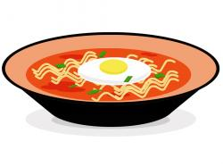 Japanese Food clipart hot noodle