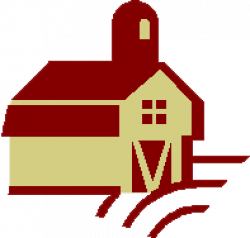 Ranch clipart barn