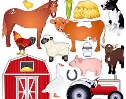 Ranch clipart zoo