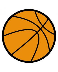Randome clipart basketball ball