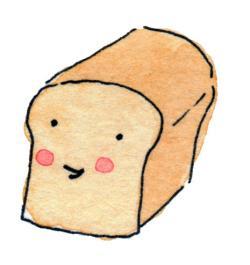 Randome clipart bread
