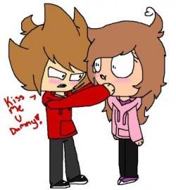 Randome clipart kiss me