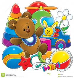 Randome clipart toddler toy