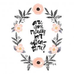 Typography clipart flower tumblr