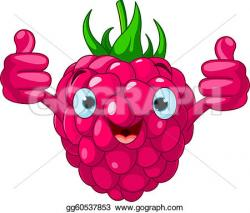 Raspberry clipart animated
