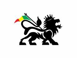 Rastas clipart lion