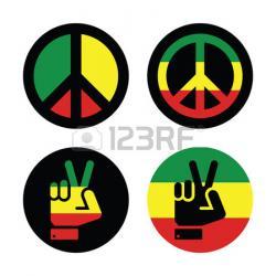 Rasta clipart reggae