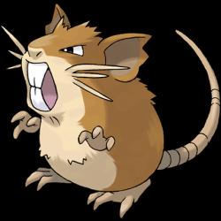 Rat clipart vicious