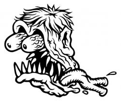 Rat Fink clipart small