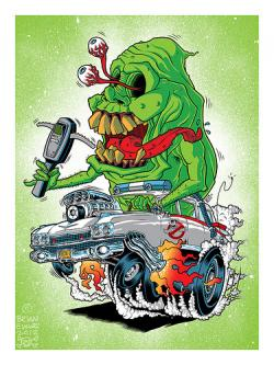 Rat Fink clipart star wars