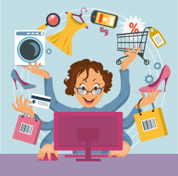Rate clipart commerce