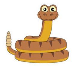 Rattlesnake clipart
