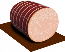 Mutton clipart deli meat