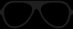 Drawn spectacles clipart transparent