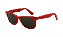 Ray Ban clipart red sunglass