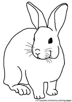 Drawn bunny
