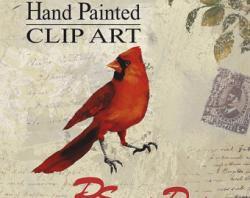 Cardinal clipart face