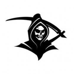 Skullcandy clipart grim reaper