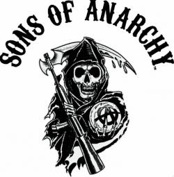 Anarchy clipart black and white