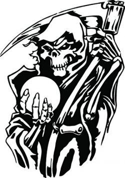 Reaper clipart vinyl cutter