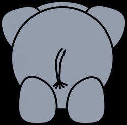 Rear clipart