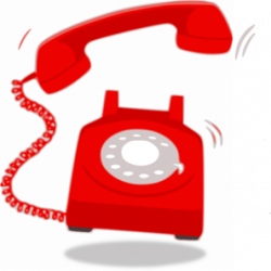 Receiver clipart phone ringing