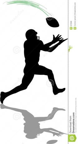 Receiver clipart silhouette