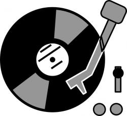 Record Player clipart tape player