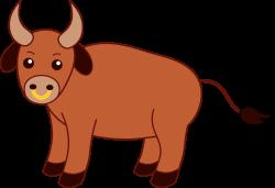 Taurus clipart bullock