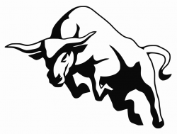 Red Bull clipart spain bull