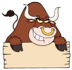 Taurus clipart cartoon