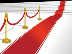 Red Carpet clipart awards ceremony