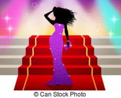 Celebrity clipart superstar