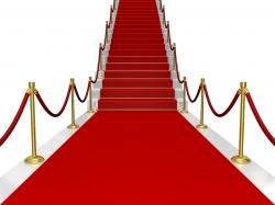 Red Carpet clipart hall fame
