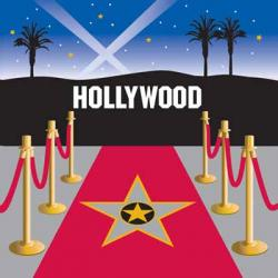 Red Carpet clipart hollywood