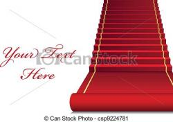 Red Carpet clipart logo