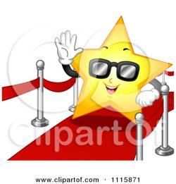 Celebrity clipart popular