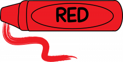 Colors clipart red