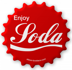 Bottle Cap clipart soda
