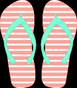 Sandal clipart cute