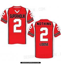 Shirt clipart american football jersey