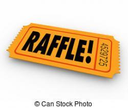 Winning clipart raffle ticket
