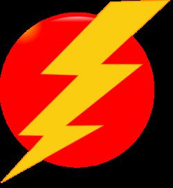 Thunder clipart thunderbolt