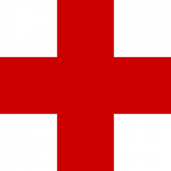Red Cross clipart high resolution